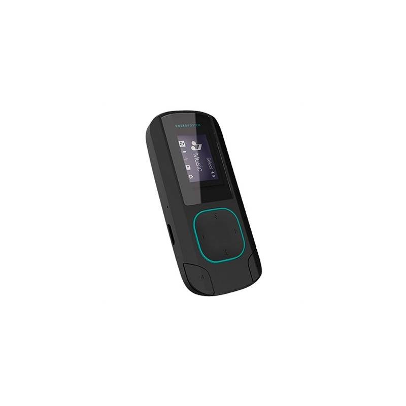 Energy Sistem MP3 Clip Bluetooth 8GB Radio Menta - Imagen 1
