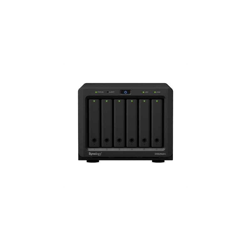 SYNOLOGY DS620slim NAS 6Bay Disk Station - Imagen 1