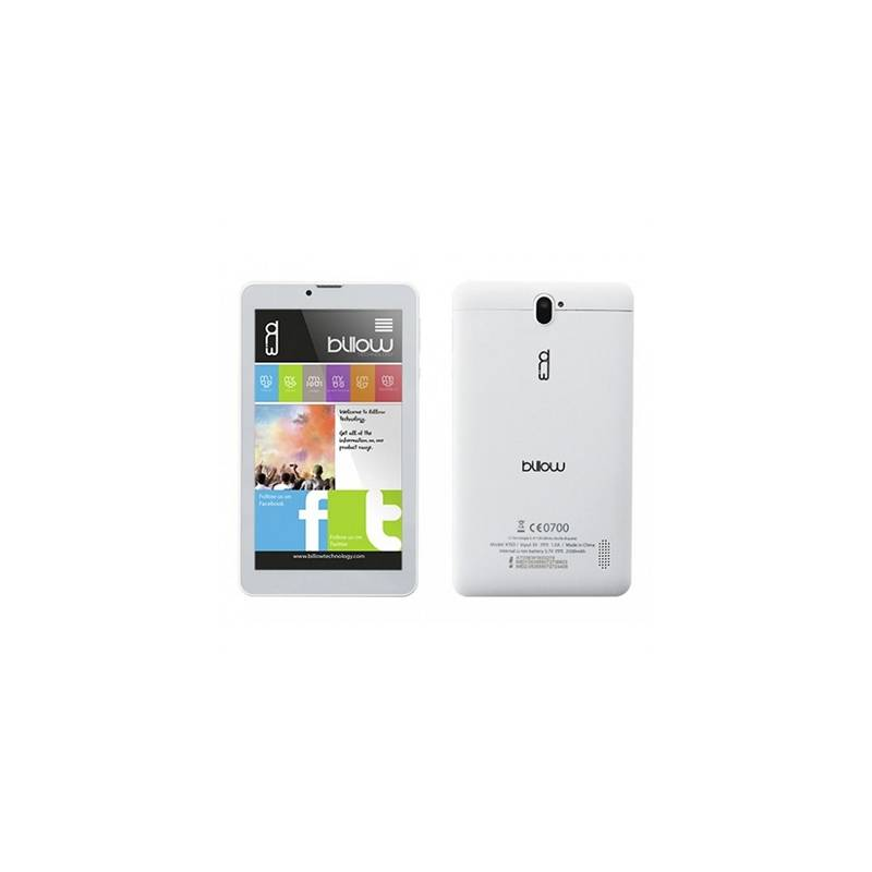 "Billow Tablet 7"" X703W QC 8GB 1GBDDR3 3G A8.1 Bl - Imagen 1"