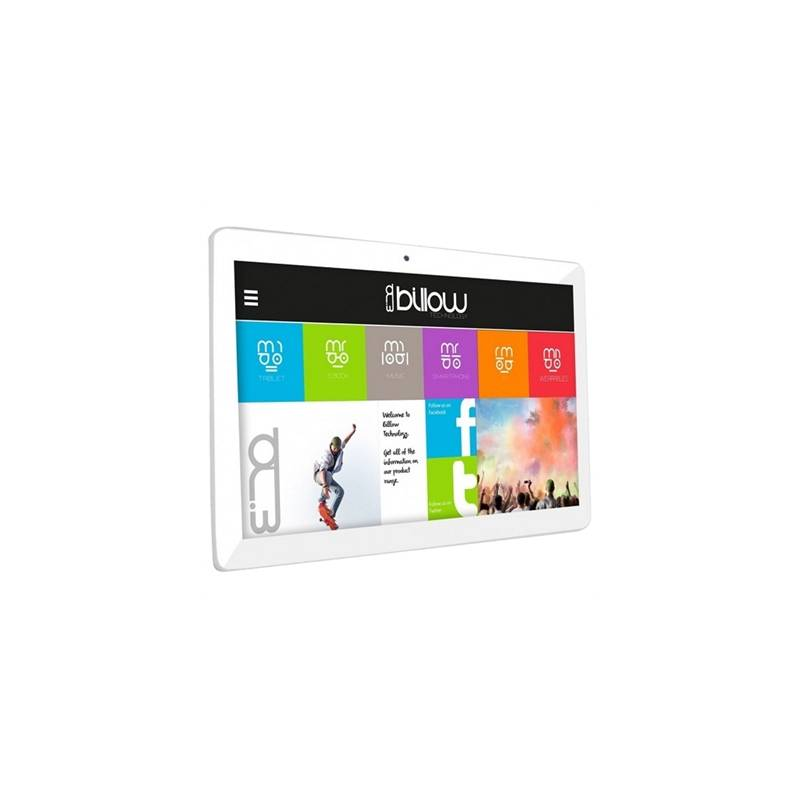 "Billow Tablet 10.1"" X101PROS+ 32GB IPS DB Plata - Imagen 1"