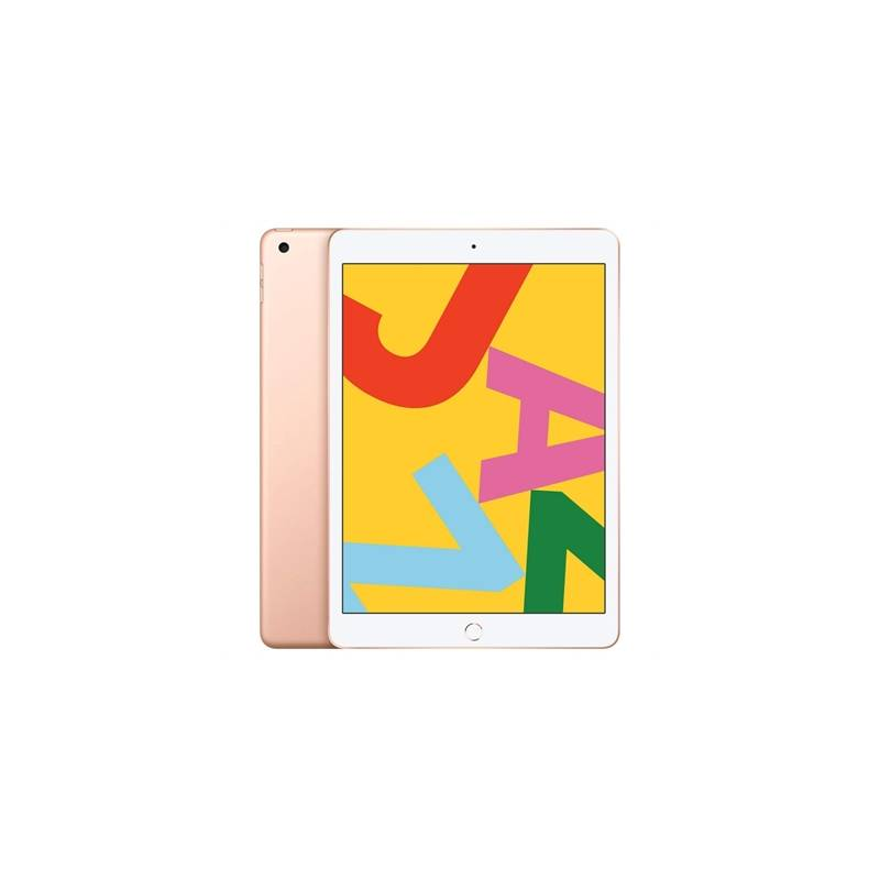 Apple iPad 10.2 Wi-Fi 128GB - Gold - Imagen 1