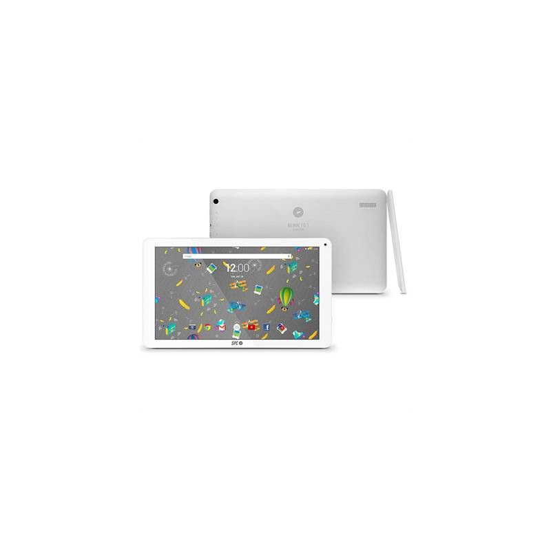 "SPC Tablet 10,1"" HD Blink QC 16GB Blanca - Imagen 1"