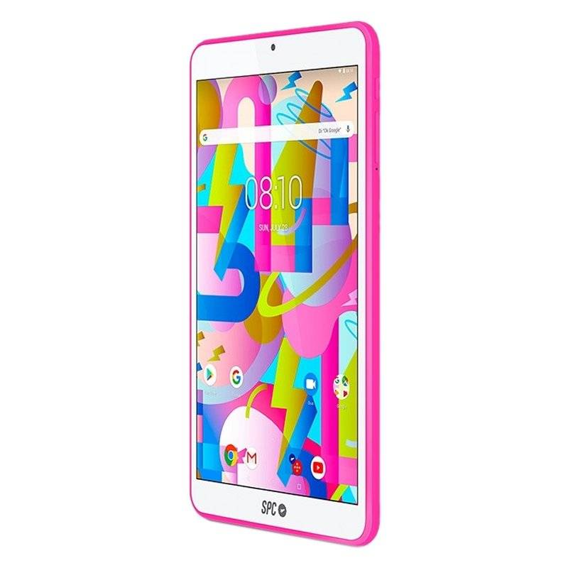 "SPC Tablet  8"" IPS HD QC 2GB RAM 16GB Interna Rosa - Imagen 3"