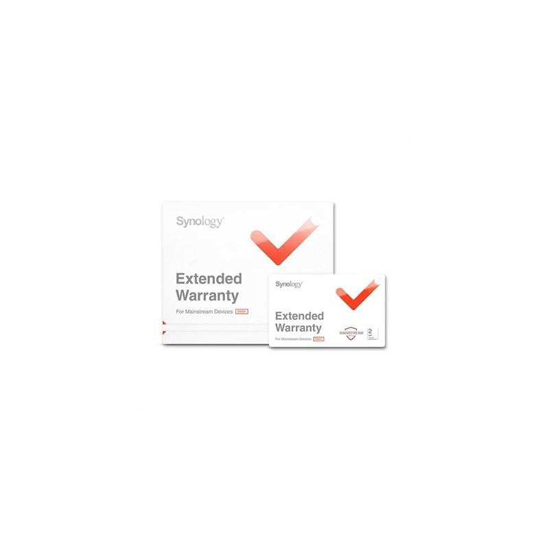 SYNOLOGY EW201 Extended Warranty Mainstream - Imagen 1