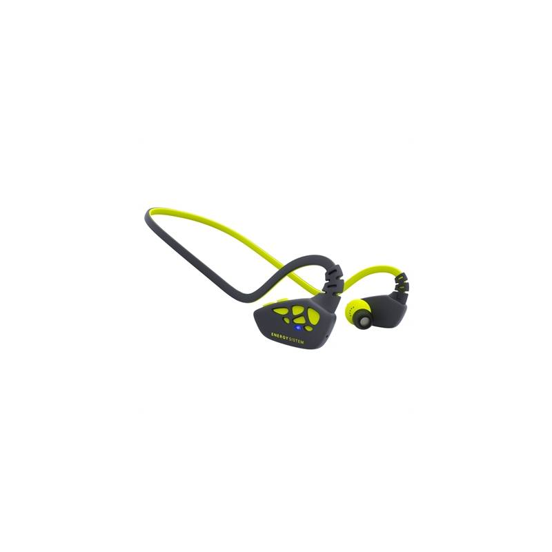Energy Sistem Auriculares Sport 3 Bluetooth Yellow - Imagen 1