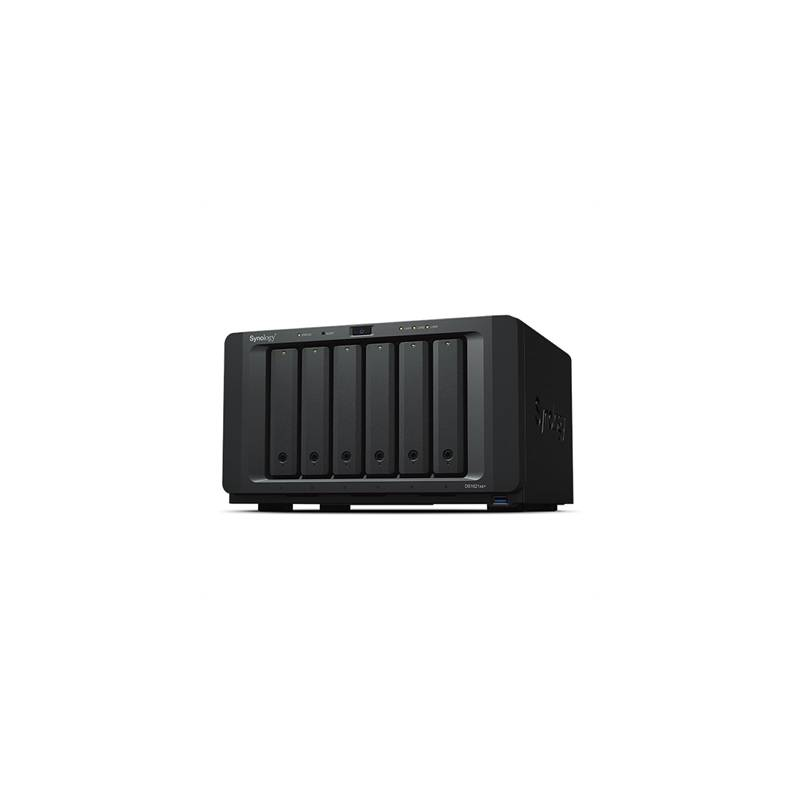 SYNOLOGY DS1621xs+ NAS 6Bay Disk Station - Imagen 1