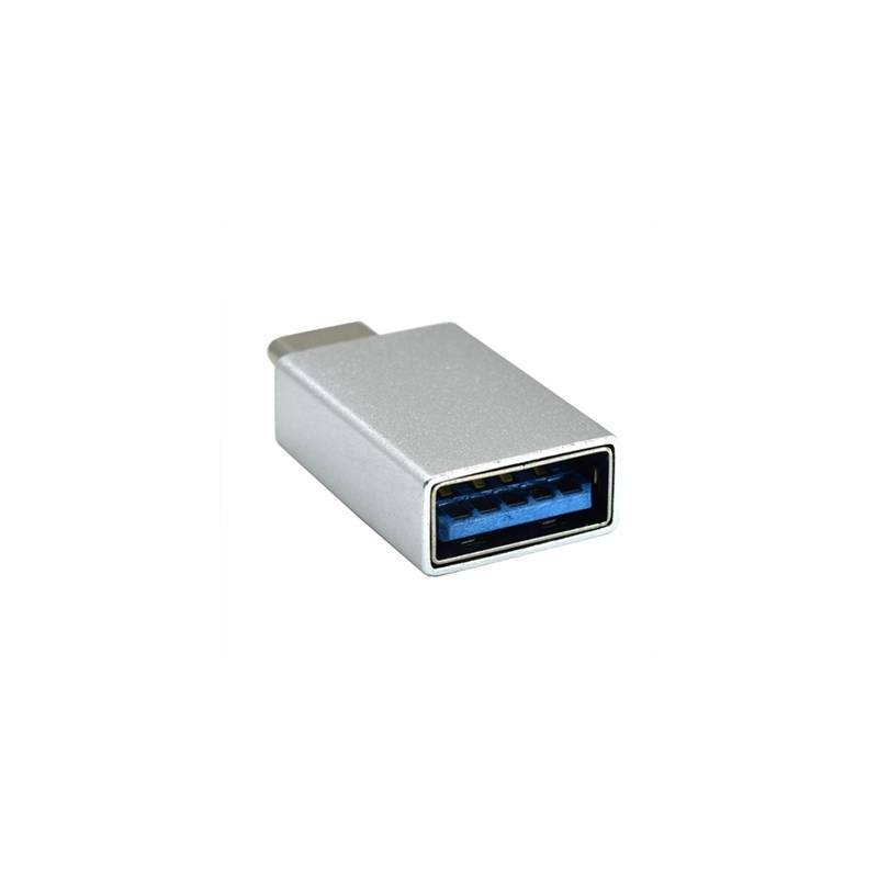 EWENT EW9643 Adap.USB 3.1 Tipo A H/ USB 3.1 Tipo C - Imagen 1