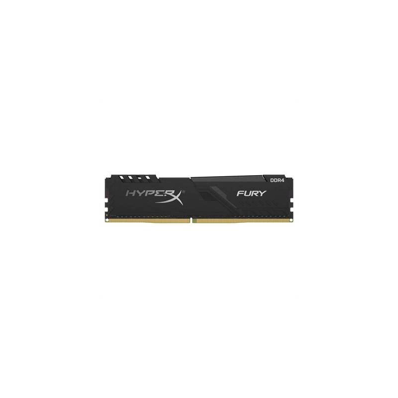 Kingston HX424C15FB3/4 HyperX Fury 4GB DDR4 2400MH - Imagen 1