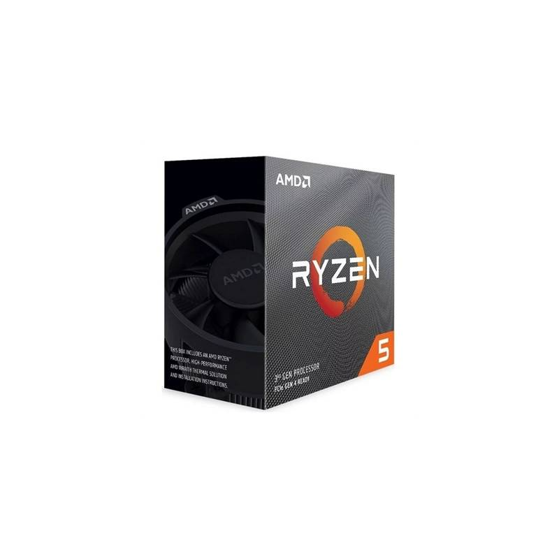 AMD RYZEN 5 3600 3.6GHz 35MB 6 CORE AM4 BOX - Imagen 1
