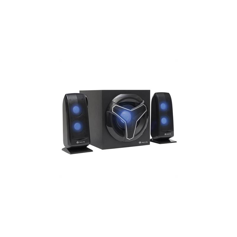 NGS Altavoz 2.1 Gaming GSX-210 80W - Imagen 1