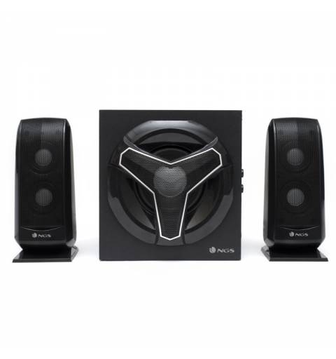 NGS Altavoz 2.1 Gaming GSX-210 80W - Imagen 2