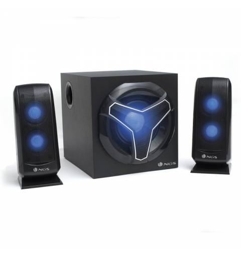 NGS Altavoz 2.1 Gaming GSX-210 80W - Imagen 3