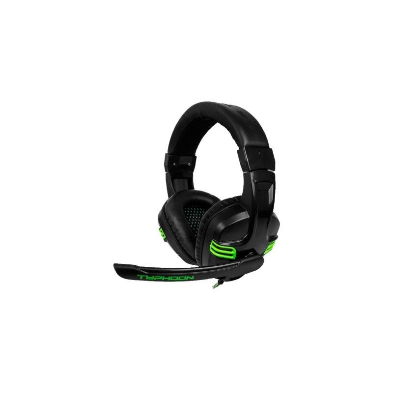 BG Auricular Gaming Typhoon PC/PS4/XBOX ONE - Imagen 1