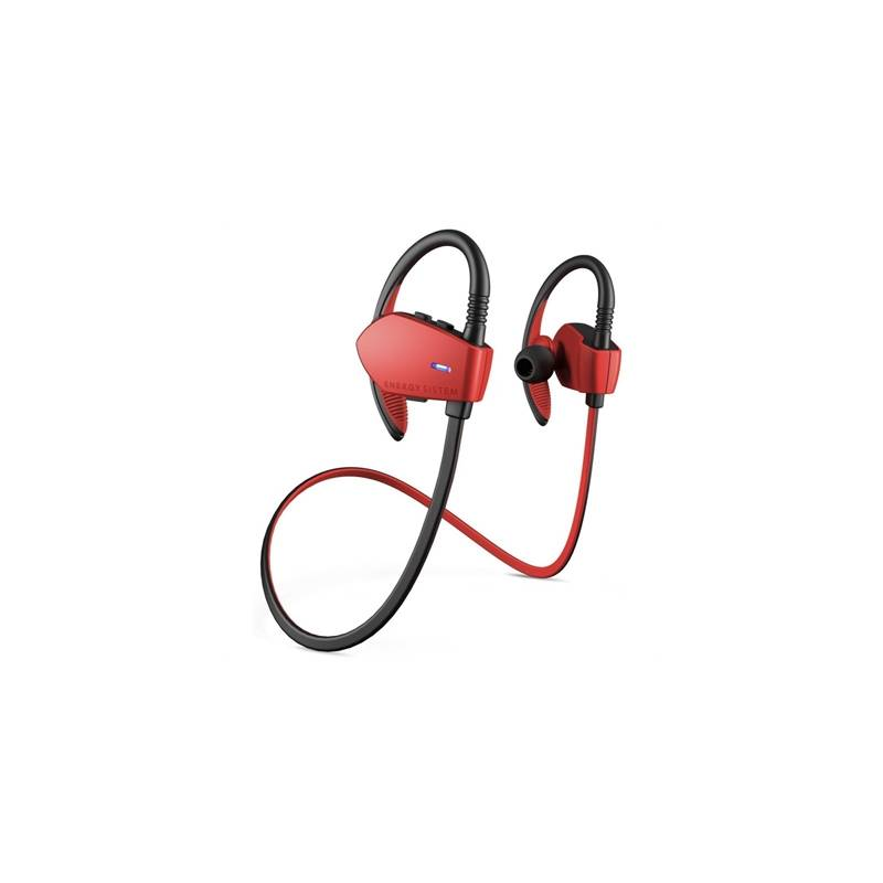 Energy Sistem Auriculares Sport 1 Bluetooth Red - Imagen 1