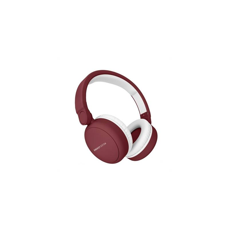 Energy Sistem Auriculares+Mic 2 Bluetooth Ruby Red - Imagen 1