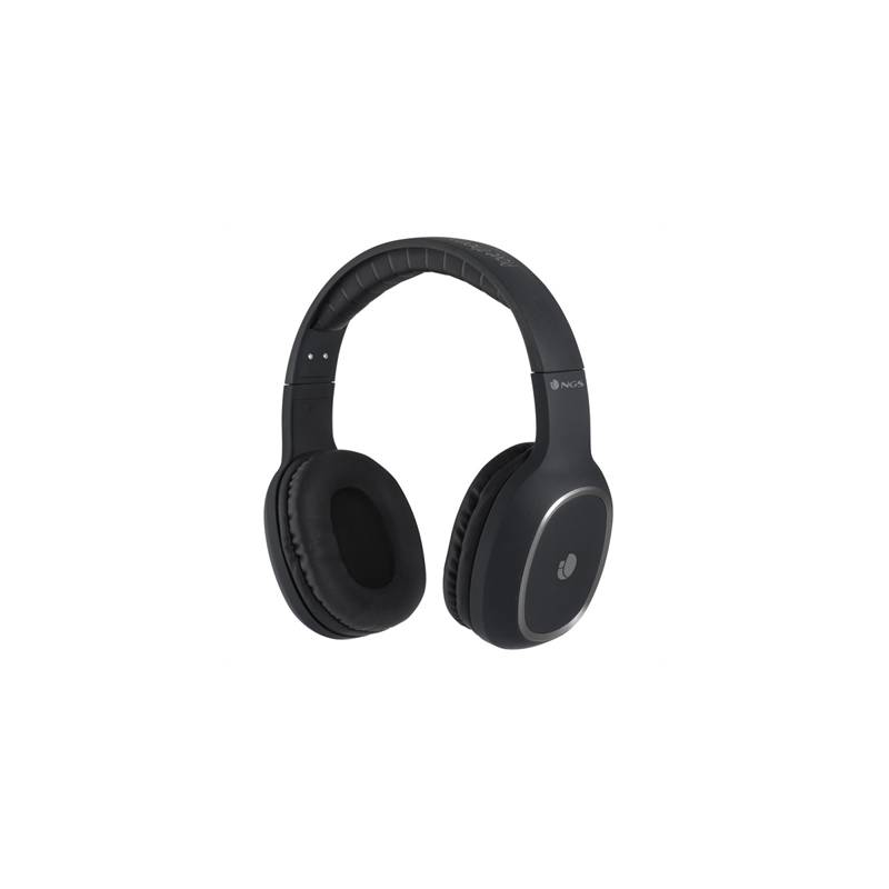 NGS Auriculares Inalámbricos Bluetooth Negro - Imagen 1
