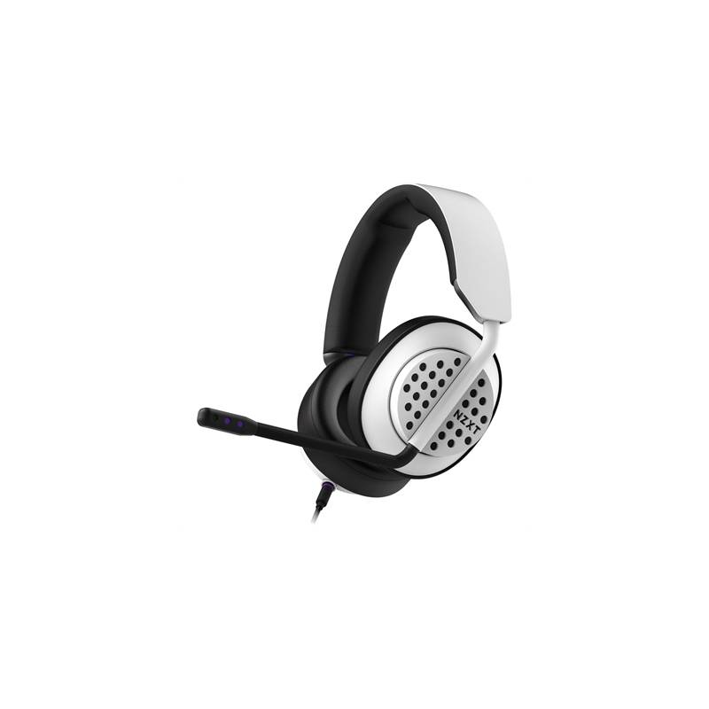 NZXT Auricular AER Open Wired Stereo Blanco - Imagen 1