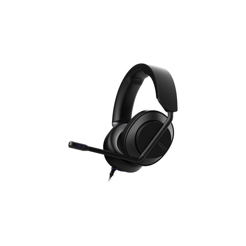NZXT Auricular AER Close Wired Stereo negro - Imagen 1